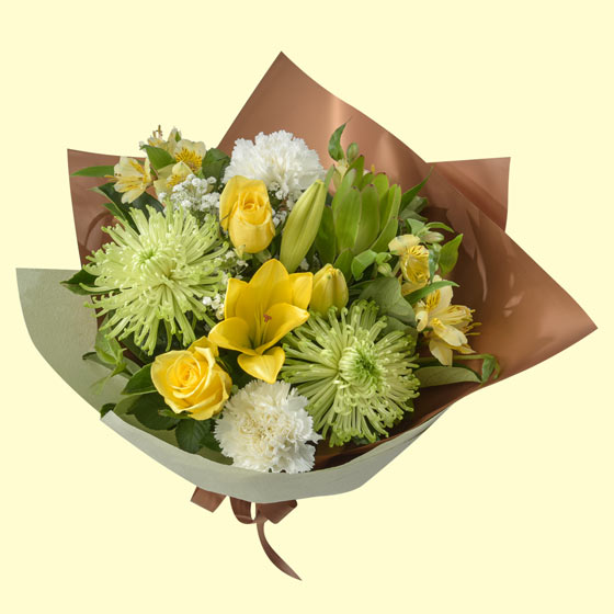 easter flowers Interflora ester bouquet