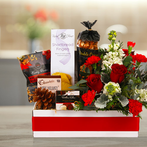 Interflora New Christmas Hampers for 2020