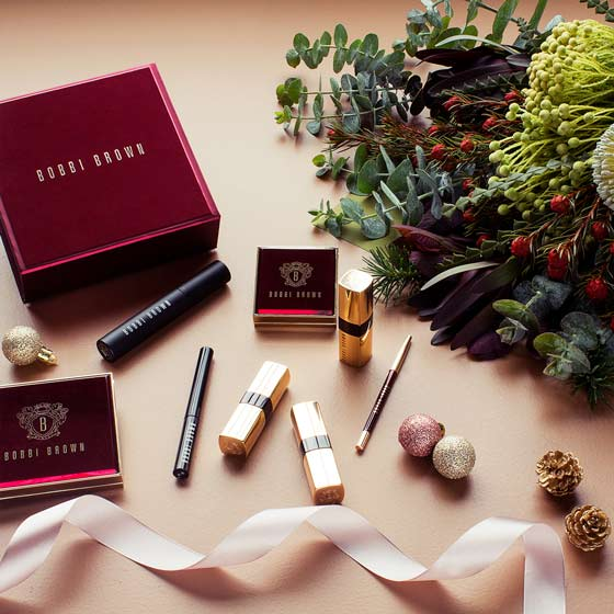 bobbi brown interflora christmas competition