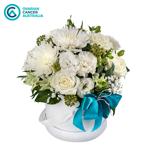 Support Ovarian Cancer Australia this Christmas