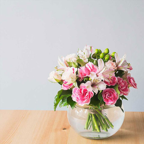 Celebrate Her - an arrangement from the McGrath Foundation Collection