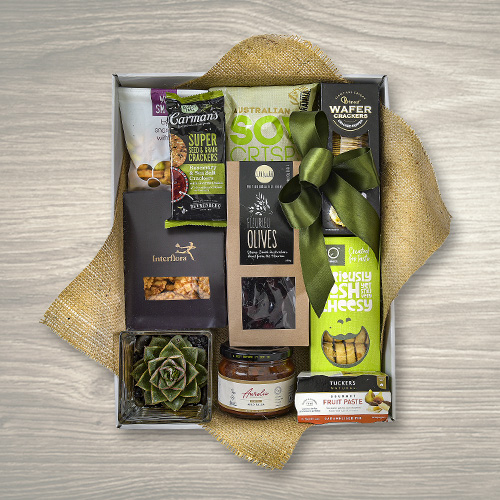 Father's Day gift hamper from Interflora Australia