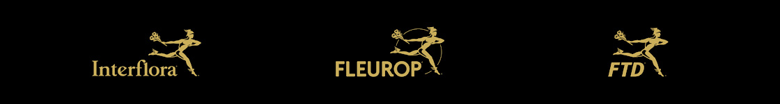 The famous Mercury Man logo is used by Interflora, FTD and Fleurop