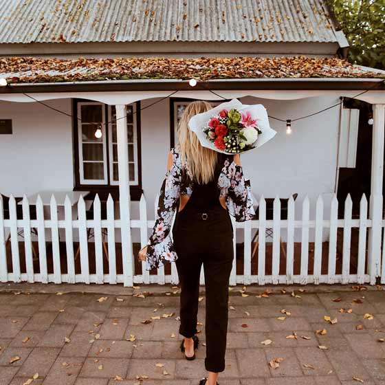 kirsty cane flowers in hahndorf