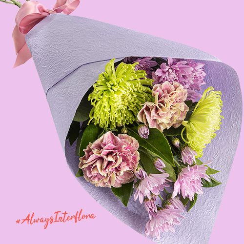 Interflora Mother's Day Bouquet 2021