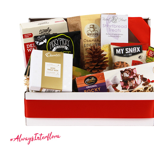 Jolly Christmas Gift Hamper from Interflora