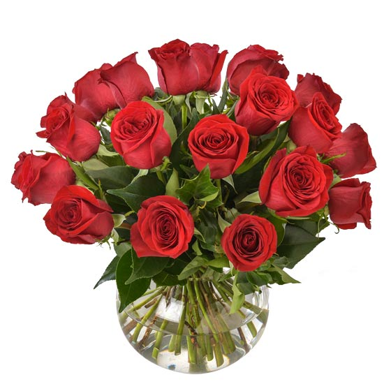 Interflora Australia's 'So Lovely' Valentine's Day arrangement