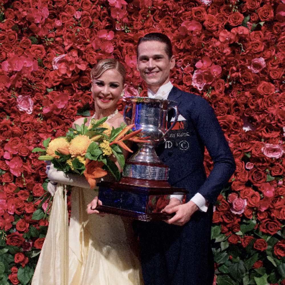 Highlights from the 2019 Interflora DanceSport Championship
