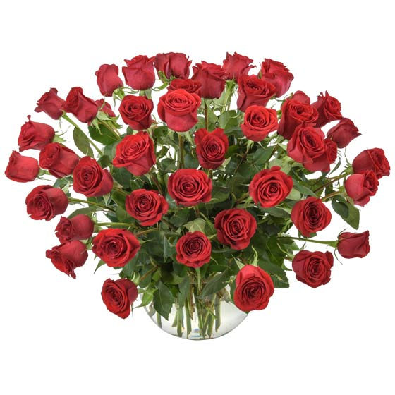 Interflora Australia's 'Wow' Valentine's Day arrangement
