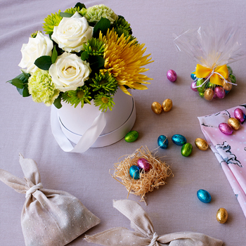 Interflora Presents the 2019 Easter Collection