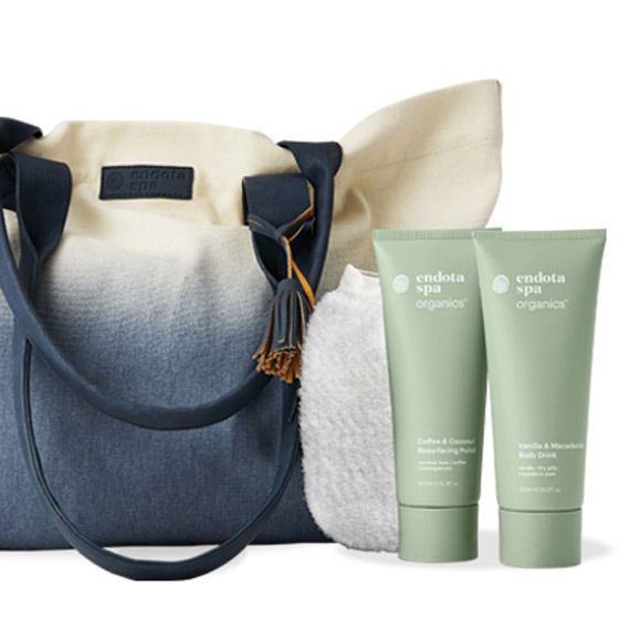 body essentials spa pack