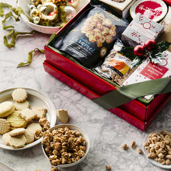 christmas hamper gourmet foods