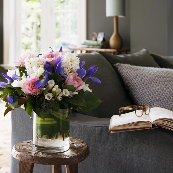 4 Reasons You Should have Fresh Flowers in Your Home | Interflora