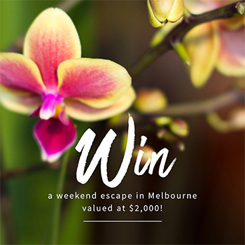 The 2017 Weekend in Melbourne Competition