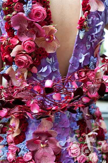 Neill Strain Floral Couture
