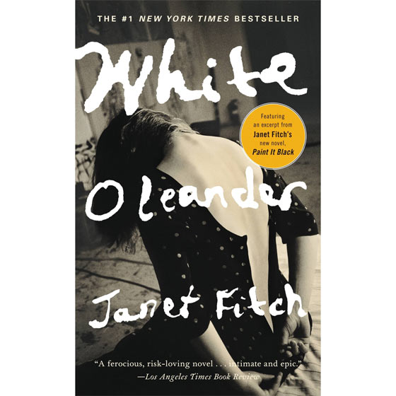 white oleander book cover janet fitch