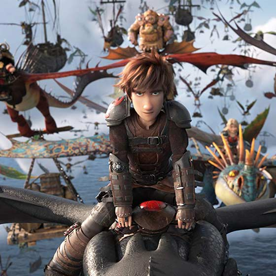 how to train your dragon part 3 movie 2019