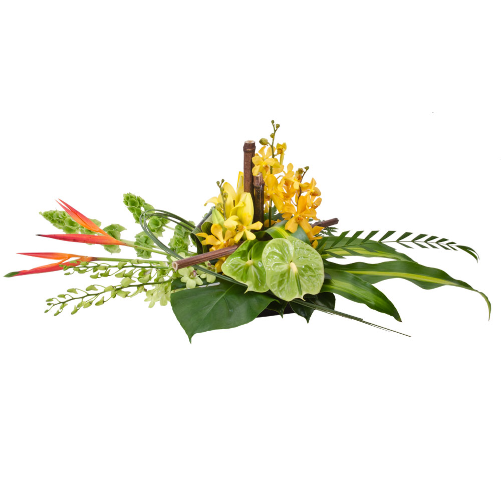Image of Birthday Flowers - Mixed Modern Arrangement Flowers