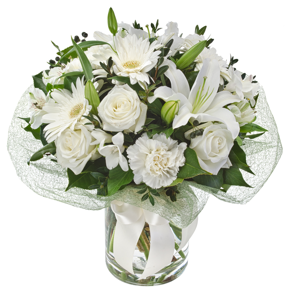Image of Birthday Flowers - Bouquet of Mixed Blooms Flowers